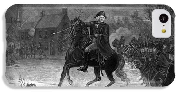 Washington At The Battle Of Trenton IPhone 5c Case