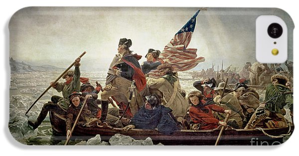 Washington Crossing The Delaware River IPhone 5c Case