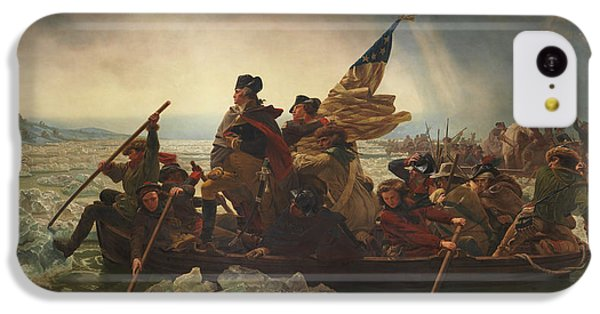 Washington Crossing The Delaware IPhone 5c Case
