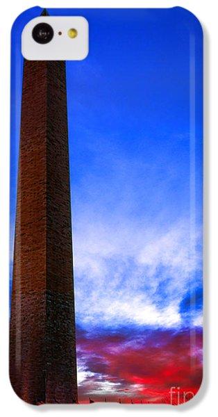 Washington Monument Glory IPhone 5c Case by Olivier Le Queinec