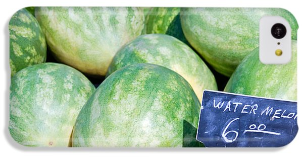 Watermelons With A Price Sign IPhone 5c Case
