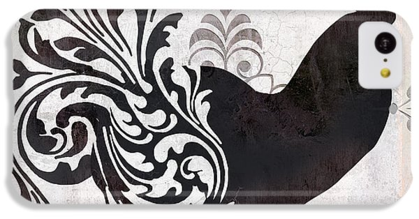 Rooster iPhone 5c Case - Weathervane II by Mindy Sommers