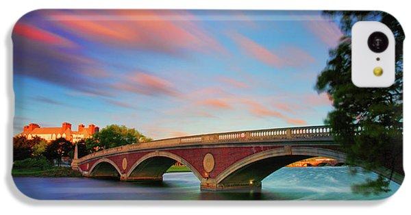 Weeks' Bridge IPhone 5c Case by Rick Berk