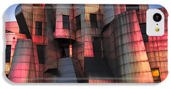 Weisman Art Museum At Sunset IPhone 5c Case by Craig Hinton