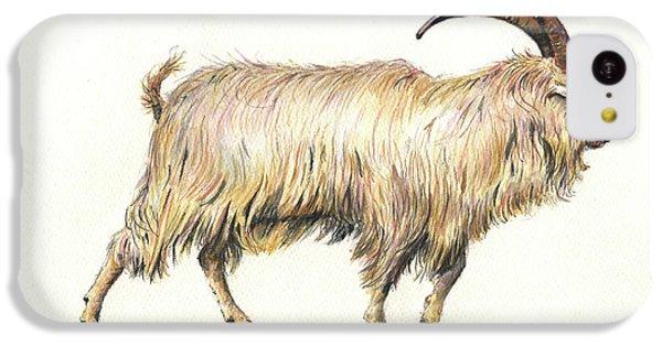 Welsh Long Hair Mountain Goat IPhone 5c Case