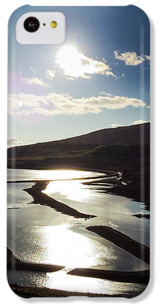 West Fjords Iceland Europe IPhone 5c Case by Matthias Hauser
