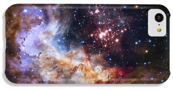 Westerlund 2 - Hubble 25th Anniversary Image IPhone 5c Case