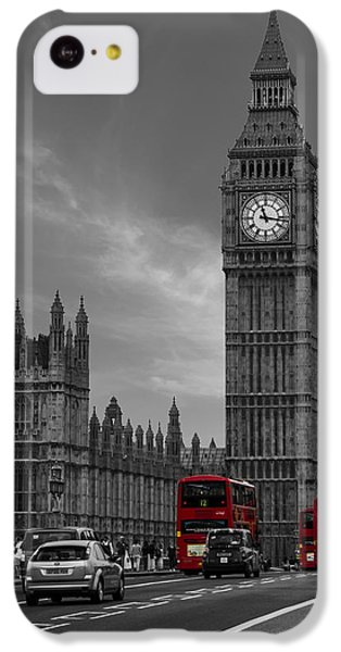 Westminster Bridge IPhone 5c Case by Martin Newman