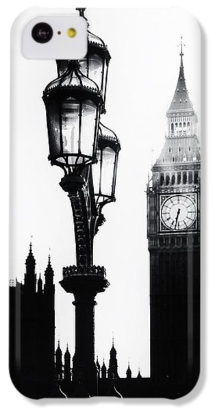 Westminster - London IPhone 5c Case by Joana Kruse