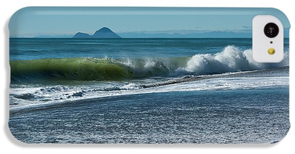 IPhone 5c Case featuring the photograph Whale Island by Werner Padarin
