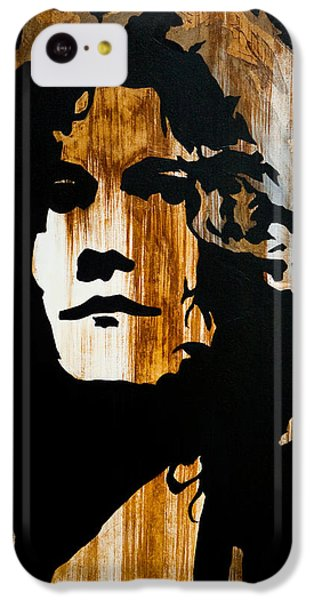 When Movin Through Kashmir  IPhone 5c Case by Brad Jensen