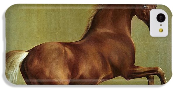 Whistlejacket IPhone 5c Case by George Stubbs