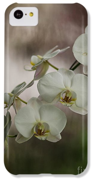 White Of The Evening IPhone 5c Case by Mike Reid