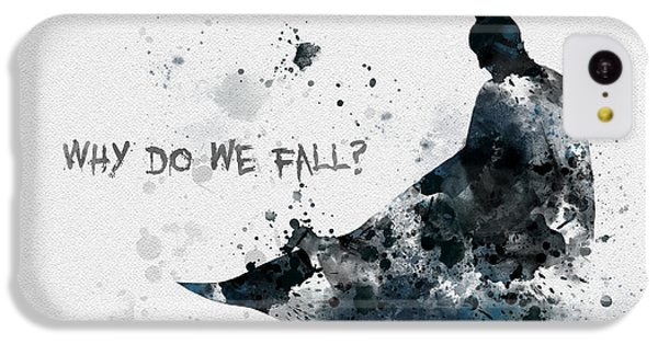 Why Do We Fall? IPhone 5c Case