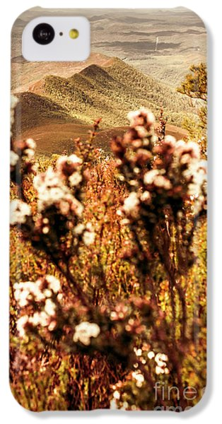 Mount Rushmore iPhone 5c Case - Wild West Mountain View by Jorgo Photography - Wall Art Gallery