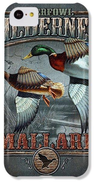 Wilderness Mallard IPhone 5c Case