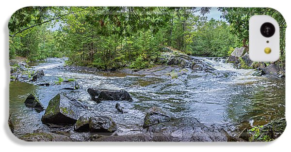 IPhone 5c Case featuring the photograph Wilderness Waterway by Bill Pevlor