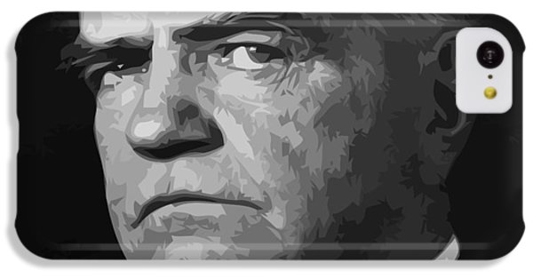 Bull iPhone 5c Case - William Bull Halsey by War Is Hell Store