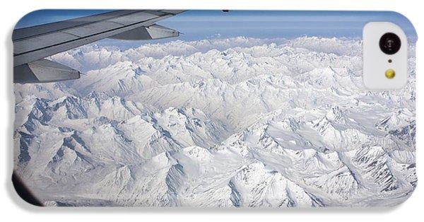 Window To Himalaya IPhone 5c Case by Hitendra SINKAR