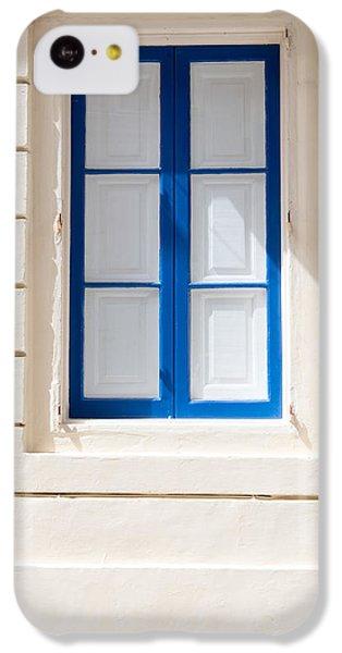 White iPhone 5c Case - Windows Of The World 6 by Sotiris Filippou