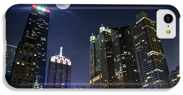 Windy City IPhone 5c Case by Frozen in Time Fine Art Photography