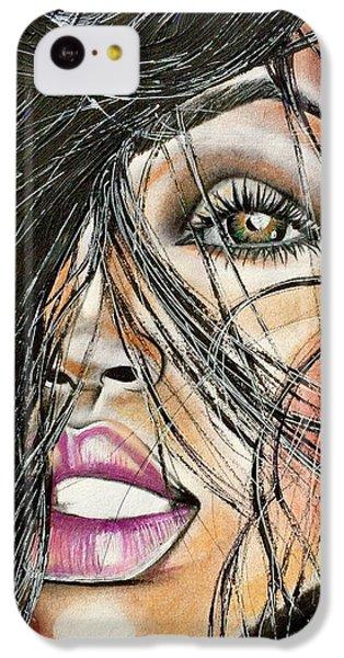 iPhone 5c Case - Windy Daze by Artist RiA