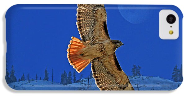 Wings IPhone 5c Case by Donna Kennedy