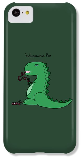 Winosaurus Rex IPhone 5c Case