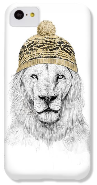 Portraits iPhone 5c Case - Winter Is Coming by Balazs Solti