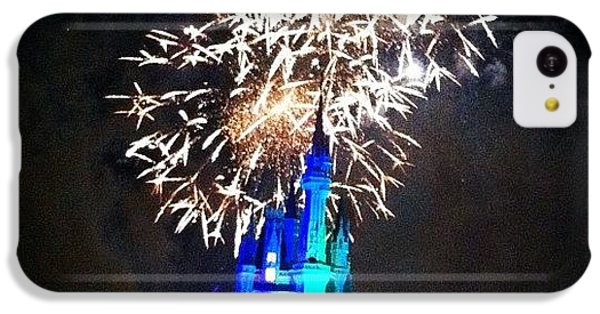 Wishes Fireworks Show IPhone 5c Case by Lea Ward