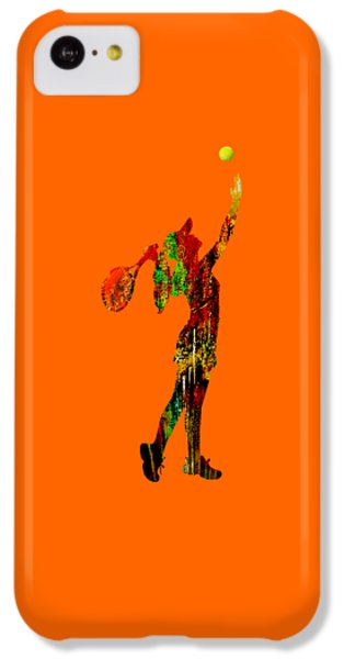 Womens Tennis Collection IPhone 5c Case