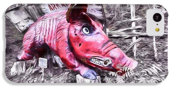 Woo Pig Sooie Digital IPhone 5c Case
