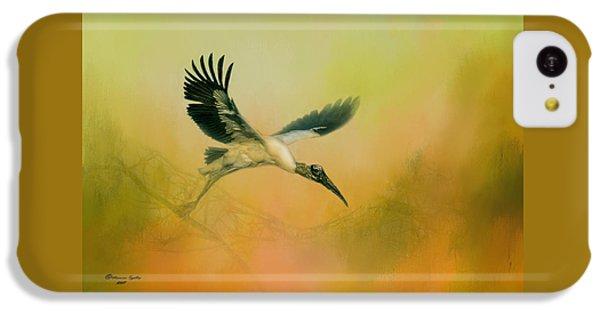 Wood Stork Encounter IPhone 5c Case