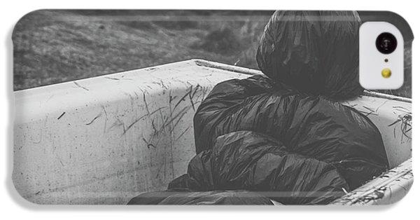 Wrapped Dead Body In Bath Tub, Csi Concept IPhone 5c Case