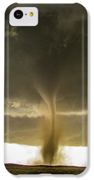 Nebraskasc iPhone 5c Case - Wray Colorado Tornado 060 by NebraskaSC