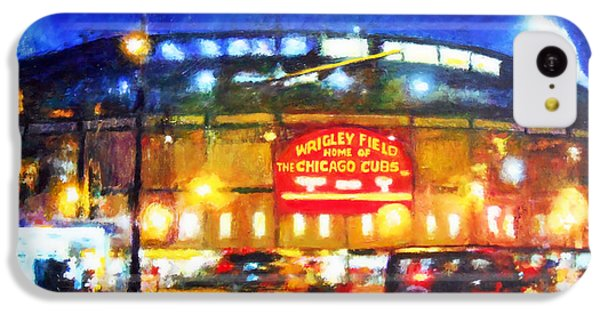 Wrigley Field Home Of Chicago Cubs IPhone 5c Case