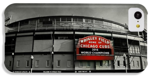 Wrigley Field IPhone 5c Case