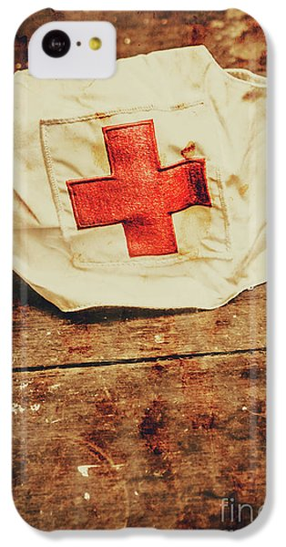 Ww2 Nurse Hat. Army Medical Corps IPhone 5c Case by Jorgo Photography - Wall Art Gallery