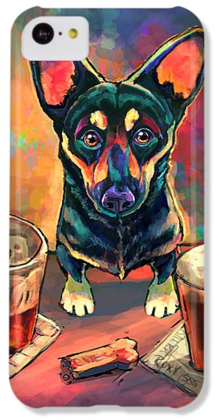 Yappy Hour IPhone 5c Case