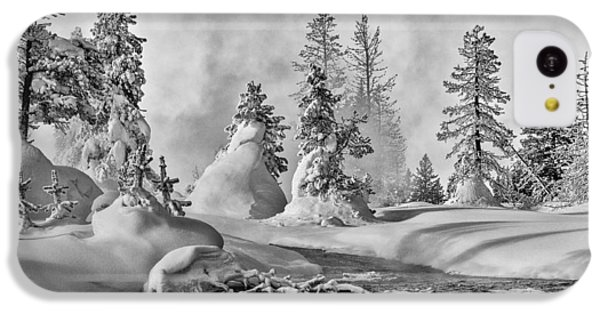 Yellowstone In Winter IPhone 5c Case