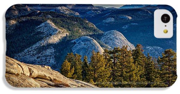Yosemite Morning IPhone 5c Case by Rick Berk