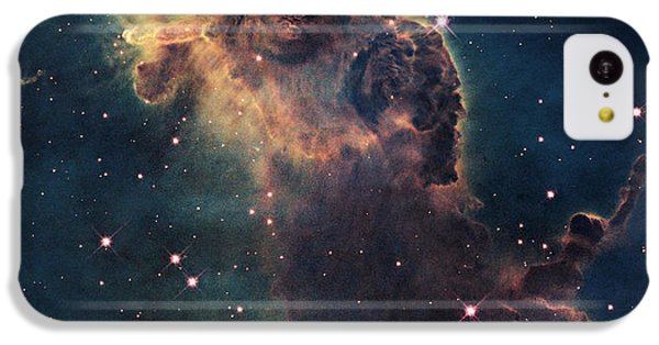 Young Stars Flare In The Carina Nebula IPhone 5c Case