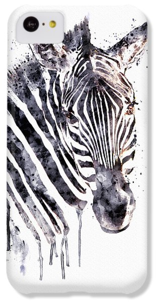 Zebra Head IPhone 5c Case