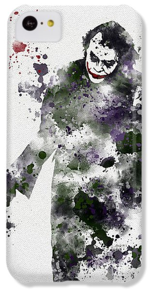 Zero Empathy IPhone 5c Case by Rebecca Jenkins