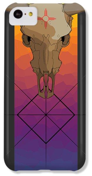 Zia Symbol IPhone 5c Case