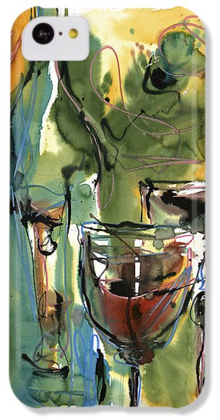 Zin-findel IPhone 5c Case by Robert Joyner