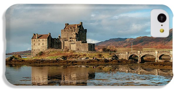 Castle iPhone 5c Case - Eilean Donan Castle by Smart Aviation
