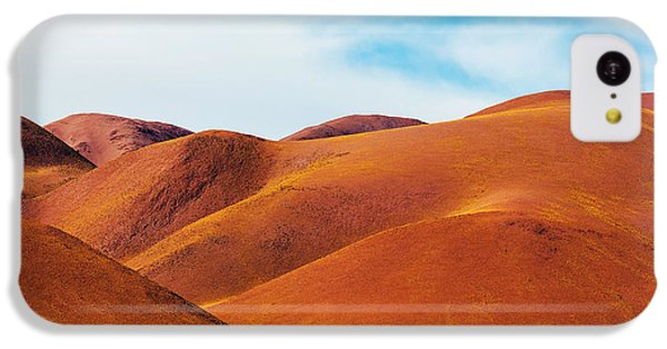South America iPhone 5c Case - Landscapes Of Northern Argentina by Galyna Andrushko