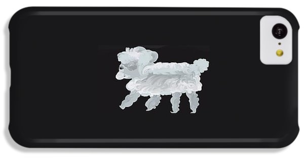The Art Of Gandy iPhone 5c Case - Blanco by Joan Ellen Kimbrough Gandy of The Art of Gandy