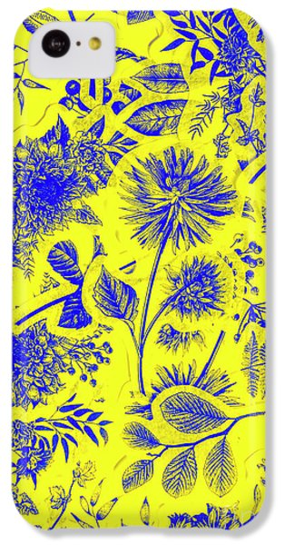 Orchid iPhone 5c Case - Flora And Foliage by Jorgo Photography - Wall Art Gallery